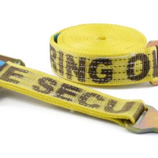 Crane Securing Straps
